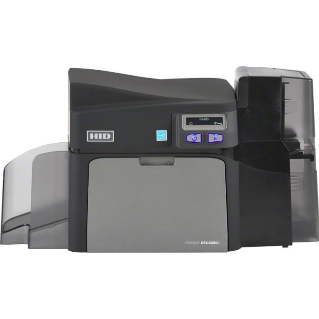 Fargo ID Card Printer/Encoder Single Sided 052010 DTC4250e