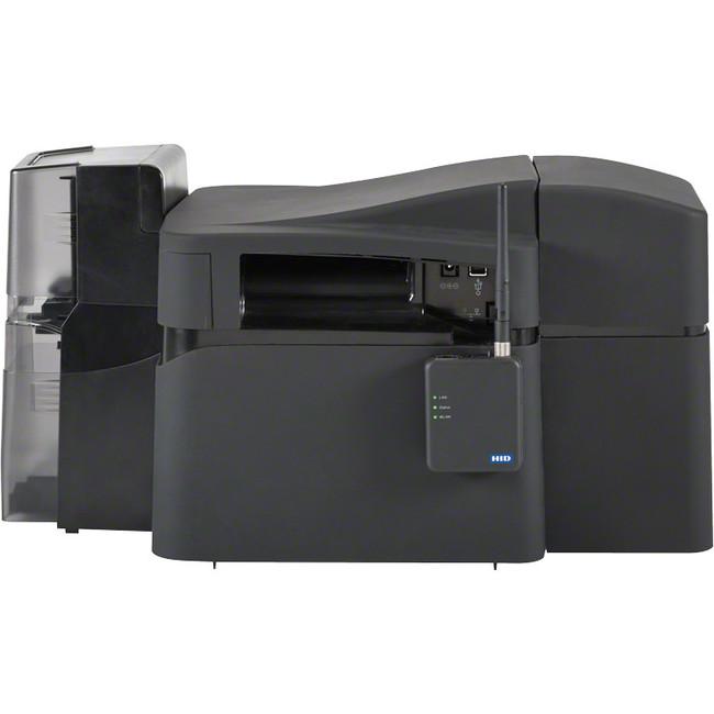 HID ID Card Printer / Encoder Single Sided 055210 DTC4500E