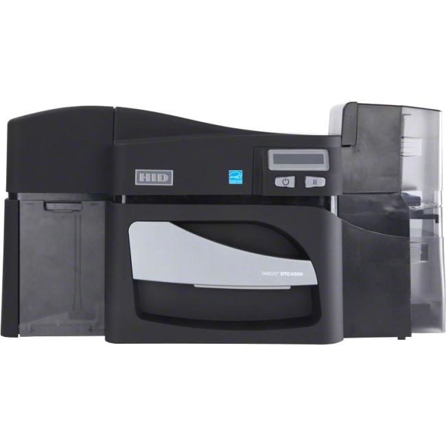 Fargo ID Card Printer / Encoder Dual Sided 055400 DTC4500E