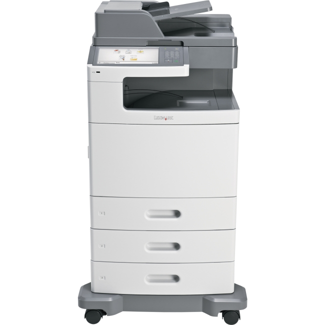 Lexmark Multifunction Printer 47BT296 X792DTE