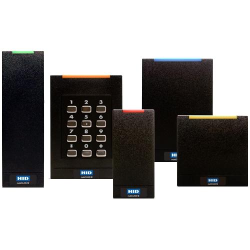 HID multiCLASS SE Smart Card Reader 921PTNNEK0009F RPK40