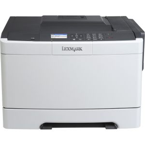 Lexmark Refurbished CS410dn Color Printer 32 ppm 88R2525 28D0050