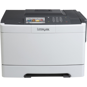 Lexmark Refurbished CS510de Color Printer 32 ppm 88R2527 28E0050