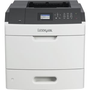 Lexmark Refurbished MS810n Mono Printer 55 ppm 88R3004 40G0100