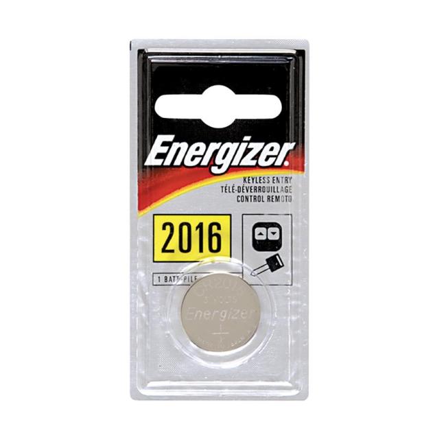 Energizer Lithium Watch Battery ECR2016BP