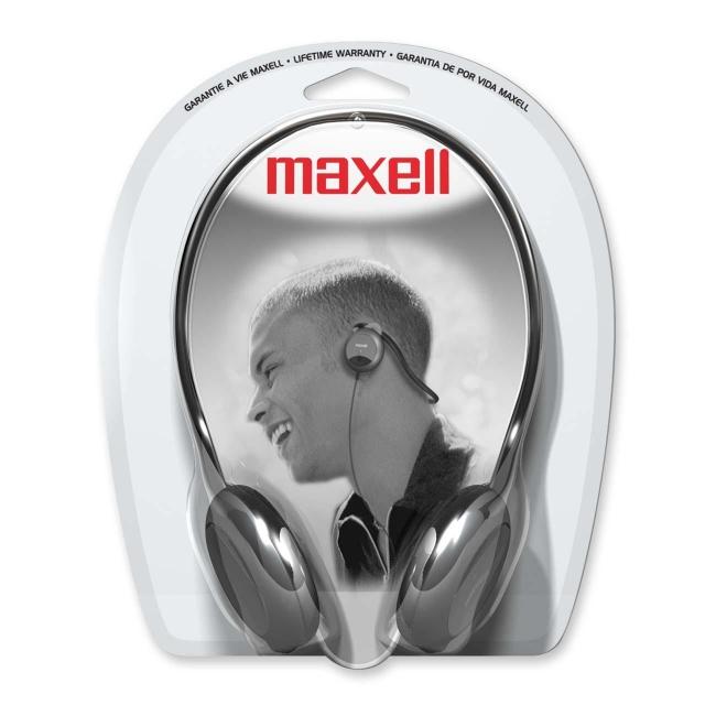 Maxell Stereo Neckbands Headphone 190316 NB-201