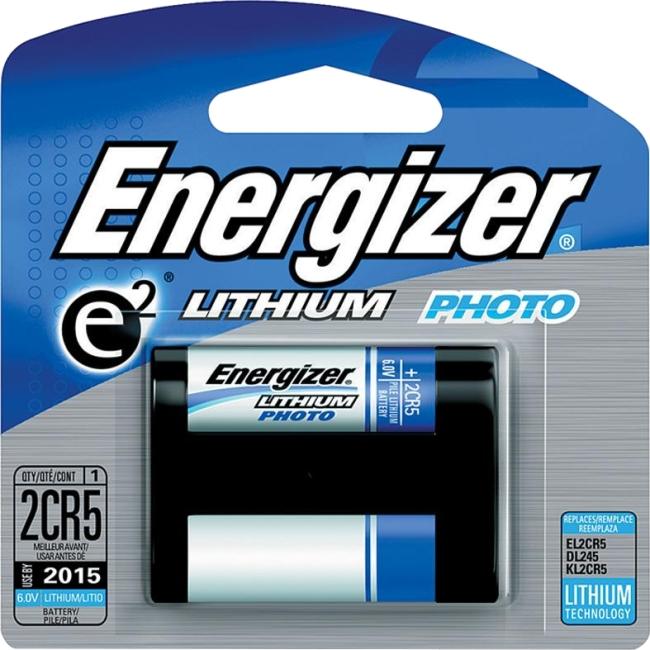 Energizer e2 Lithium Digital Camera Battery EL2CR5BP