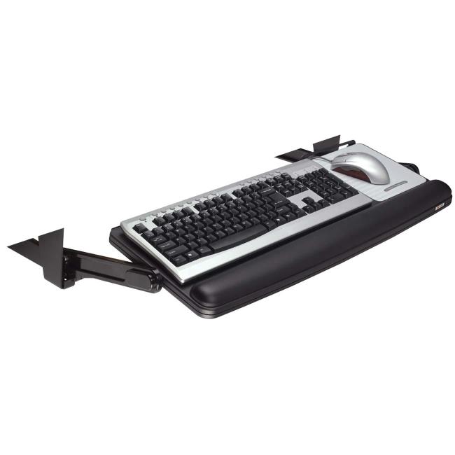 3M Adjustable Under-Desk Keyboard Drawer KD90