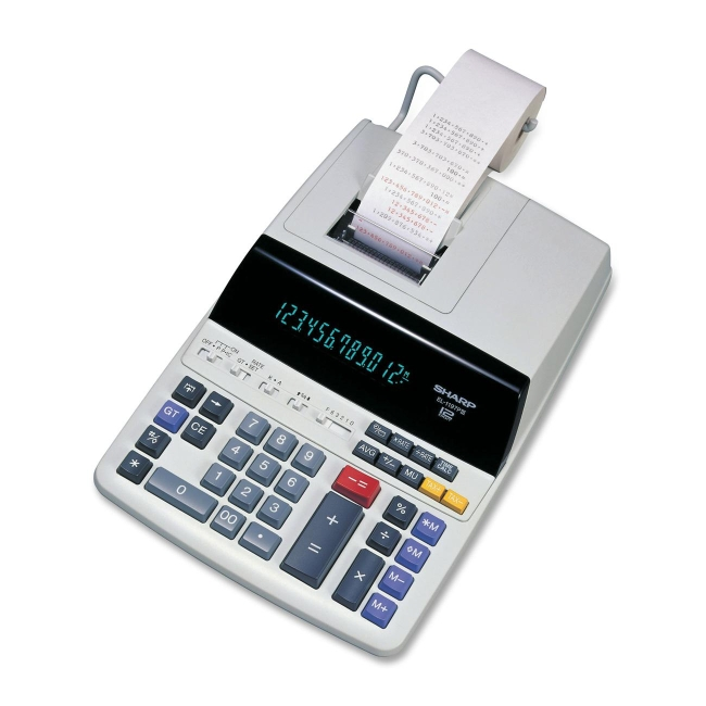 Sharp Heavy-Duty Display Calculator EL1197PIII