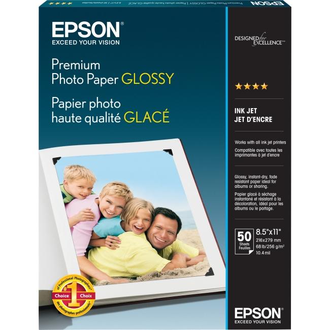 Epson Premium Glossy Photo Paper S041667