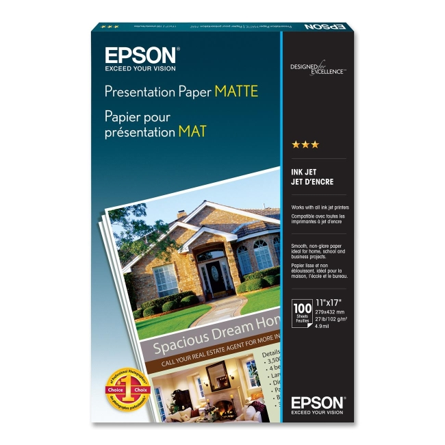 Epson Presentation Paper S041070
