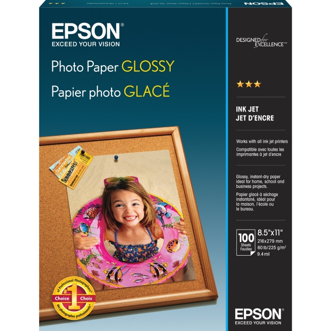 Epson Photographic Papers S041271