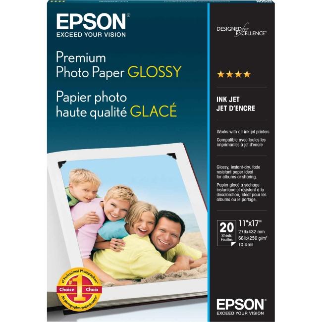 Epson Premium Glossy Photo Paper S041290