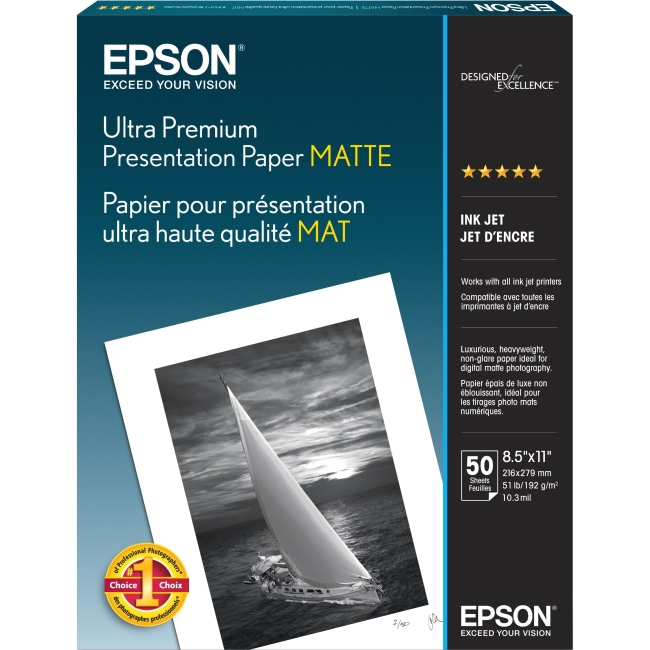 Epson Photographic Papers S041341