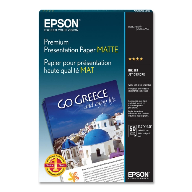 Epson Presentation Paper S041260