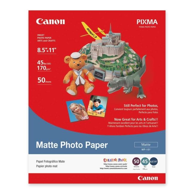 Canon Matte Photo Paper 7981A004
