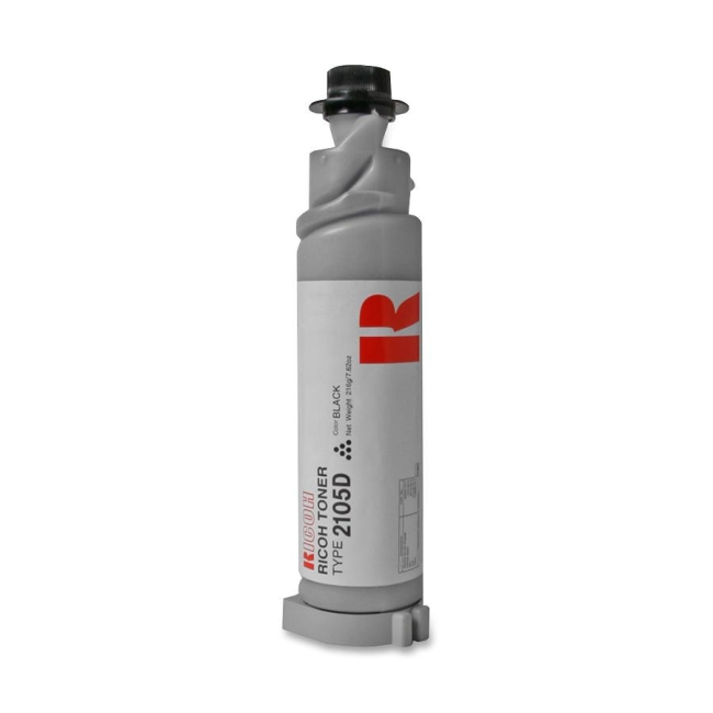 Ricoh Type 2105D Black Toner Bottle 889613