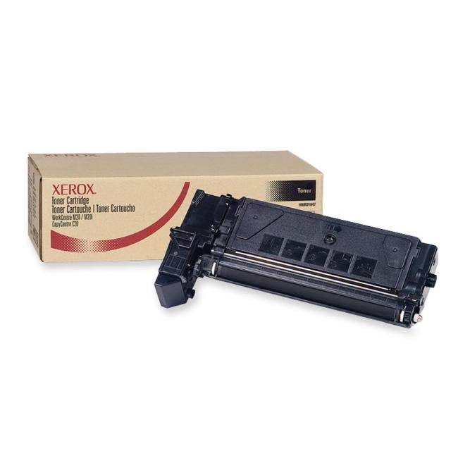 Xerox Black Toner Cartridge 106R01047