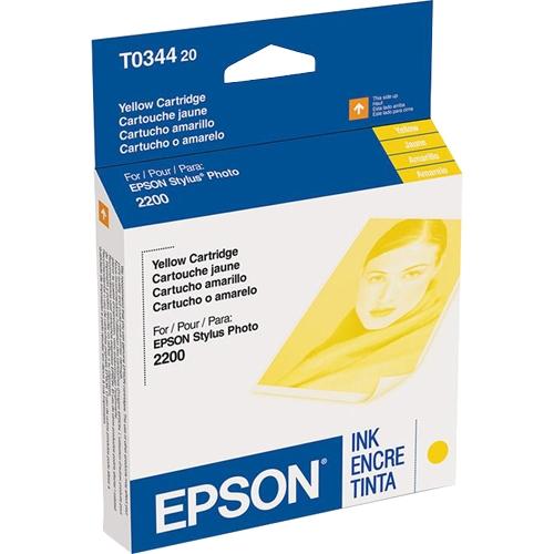Epson Yellow Ink Cartridge T034420