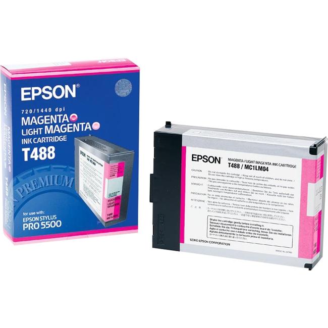 Epson Magenta Ink Cartridge T488011