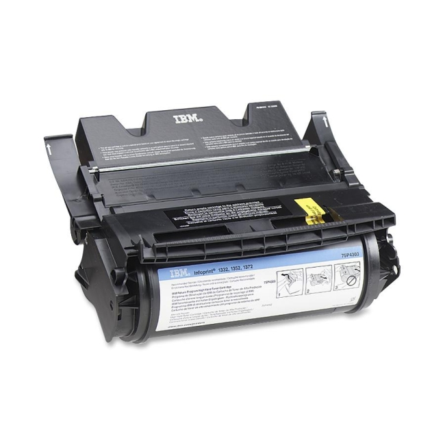 InfoPrint Black Toner Cartridge 75P4303