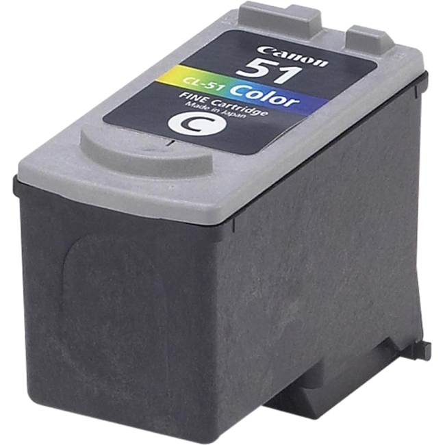 Canon CL-51 High Capacity Color Ink Cartridge 0618B002