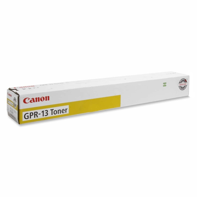 Canon Yellow Toner Cartridge 8643A003AA GPR-13