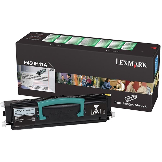 Lexmark Toner Cartridge E450H11A