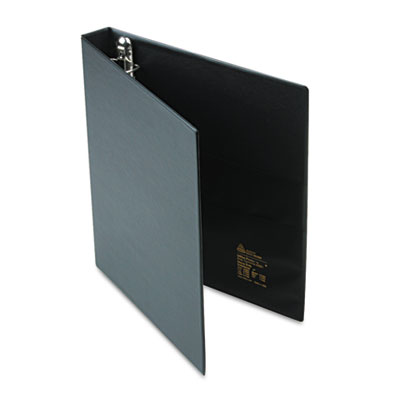 """Avery Heavy-Duty Binder with One Touch EZD Rings, 1"""" Capacity, Black 79990 AVE79990"""