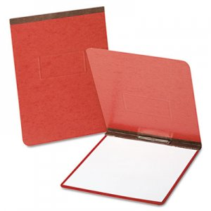"Oxford PressGuard Coated Report Cover, Prong Clip, Letter, 2"" Capacity, Red OXF71134 71134EE"