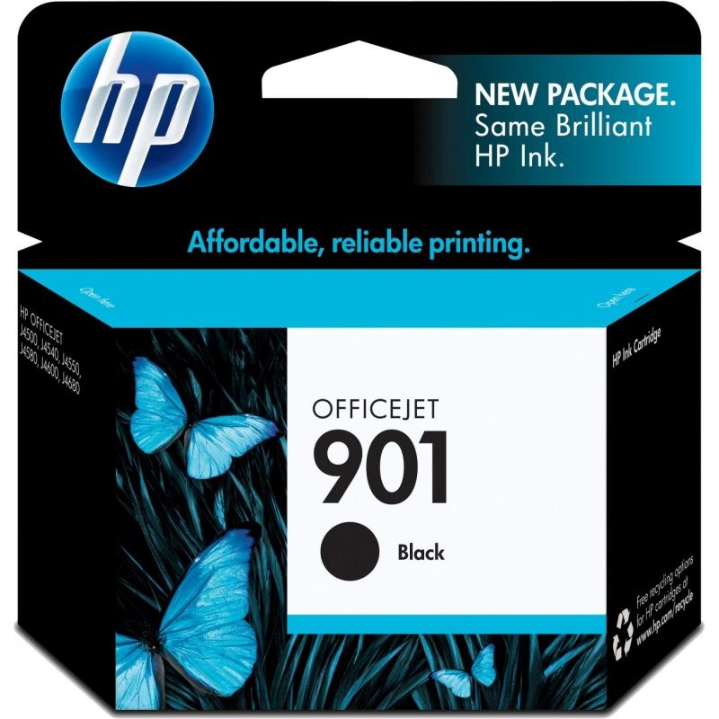 HP XL Ink Cartridges CC653AN HEWCC653AN 901