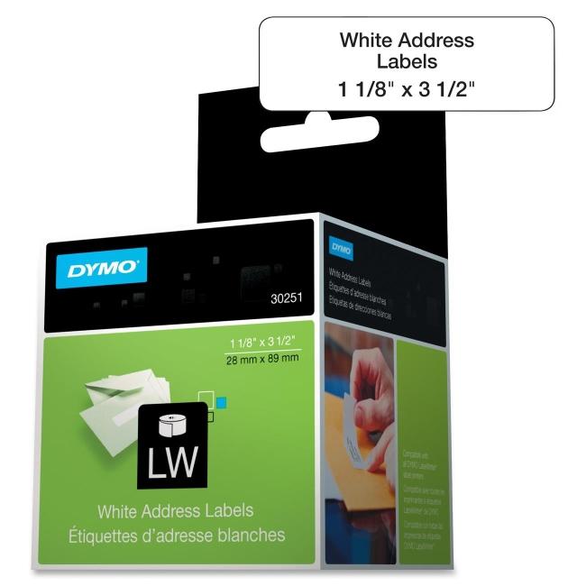 Dymo LabelWriter Address Label 30251