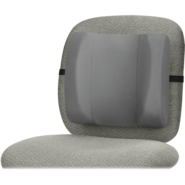 Fellowes Standard Back Rest - Graphite 91926