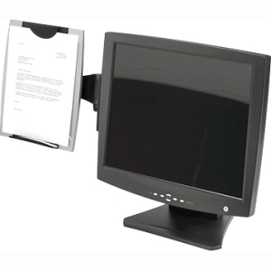 Office Suites Monitor Mount Copyholder 8033301