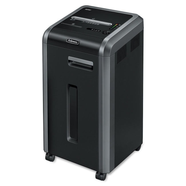 Fellowes Powershred 100% Jam Proof Cross-Cut Shredder 3825001 225Ci