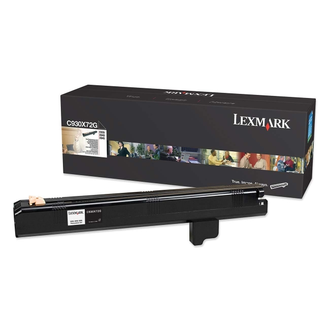 Lexmark Black Photoconductor For C935dn, C935dtn, C935hdn and X945e Printers C930X72G