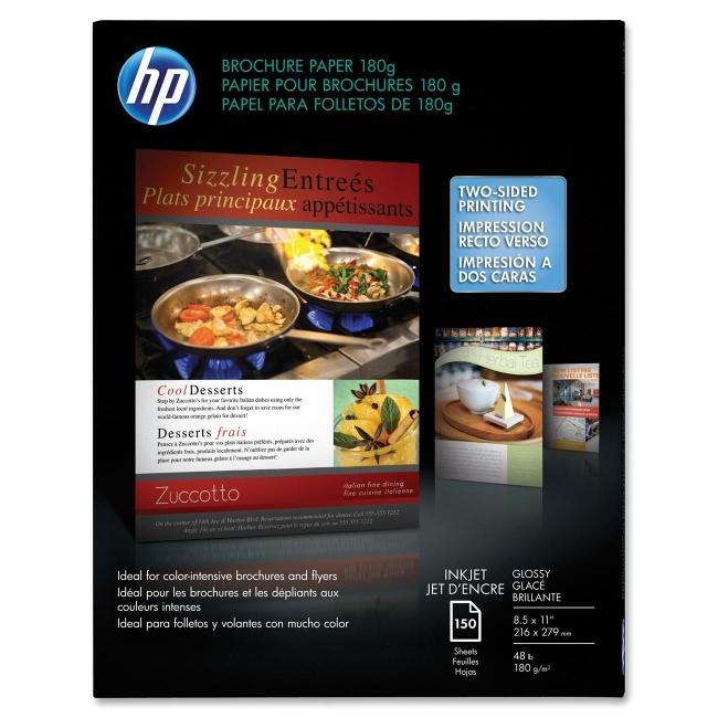 HP Brochure and Flyer Paper Q1987A