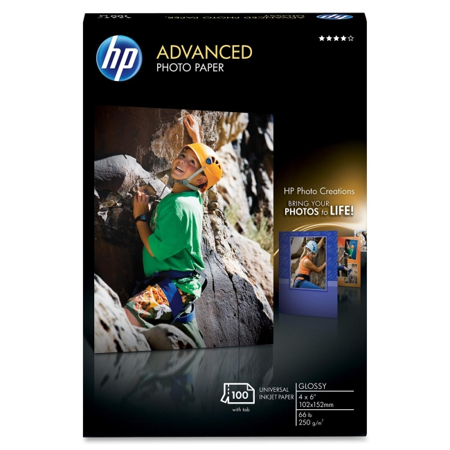 HP Advanced Photo Paper Q6638A