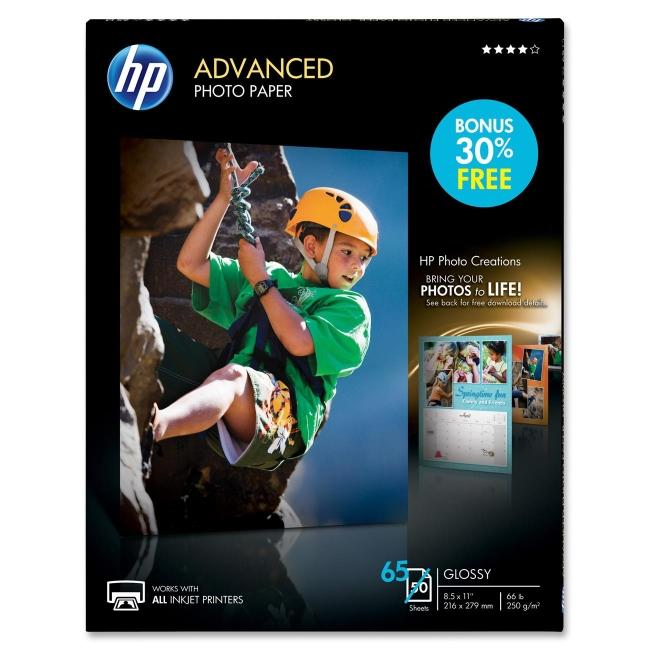 HP Advanced Photo Paper Q7853A