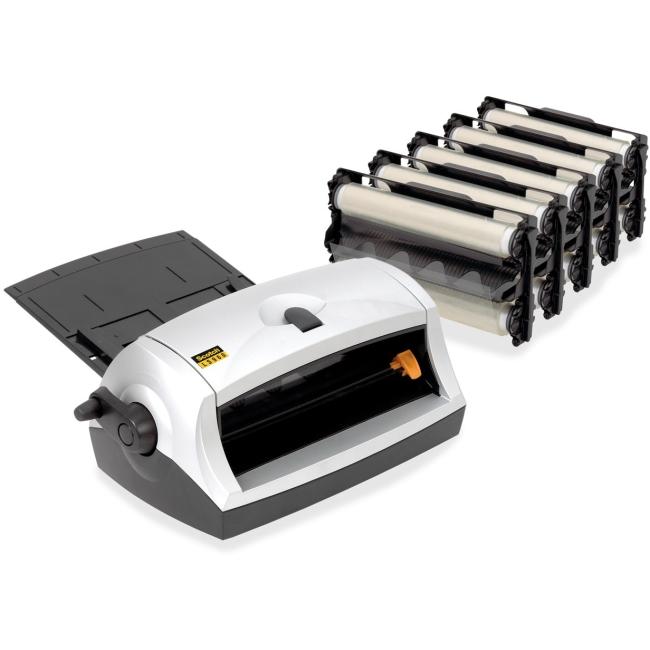 Scotch Heat-free Laminator Value Pack LS960VAD