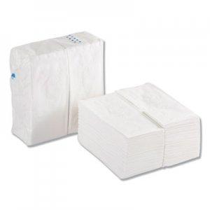 Georgia Pacific Professional 1/8 Fold Dinner Napkins, 15 x 16, White, 100/Pack GPC31436 31436