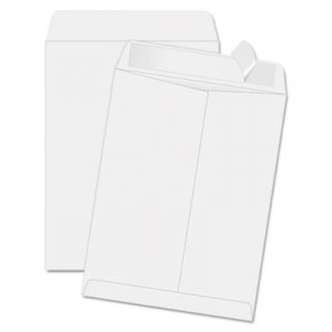 Quality Park Redi-Strip Catalog Envelope, #14 1/2, Cheese Blade Flap, Redi-Strip Closure, 11.5 x 14.5