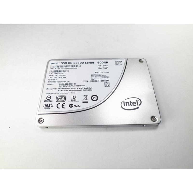 Intel Solid State Drive SSDSC2BB800G4