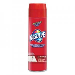 RESOLVE Foam Carpet Cleaner, Foam, 22 oz, Aerosol Can RAC00706 19200-00706