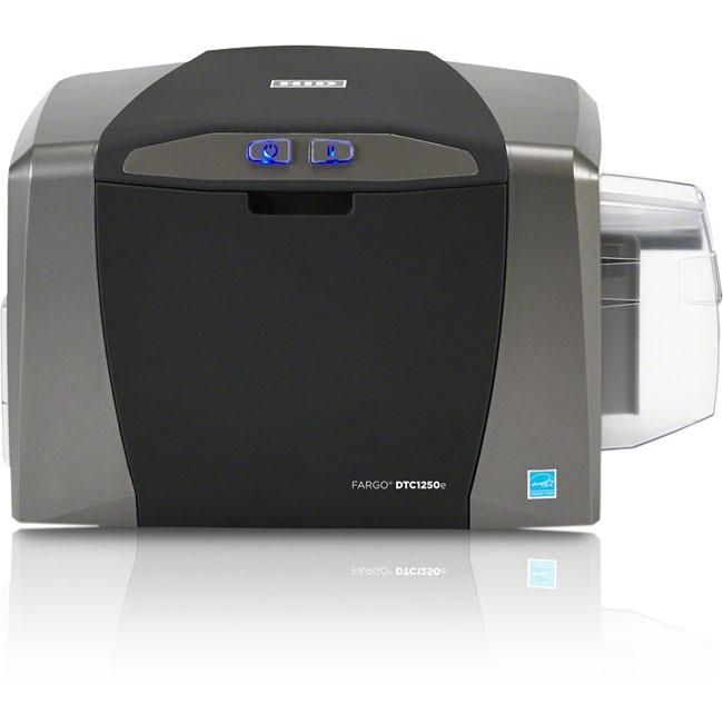 Fargo ID Card Printer / Encoder Single Sided 050010 DTC1250e