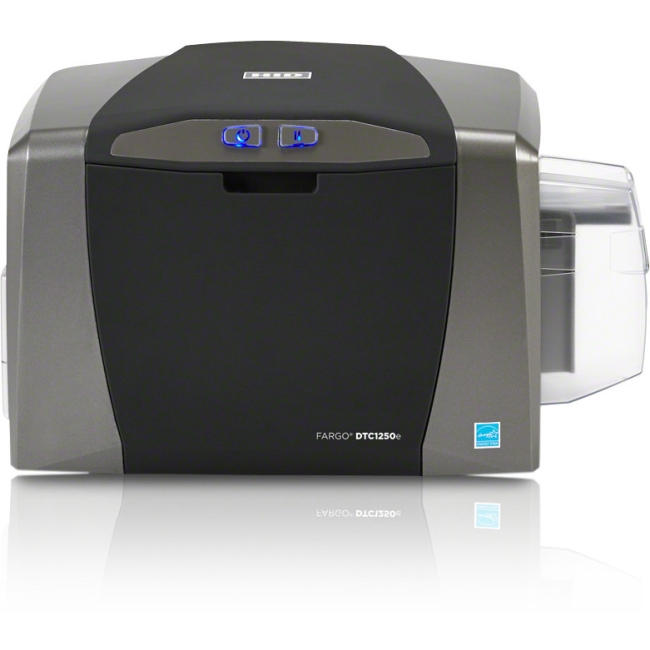 Fargo ID Card Printer / Encoder Single Sided 050026 DTC1250e
