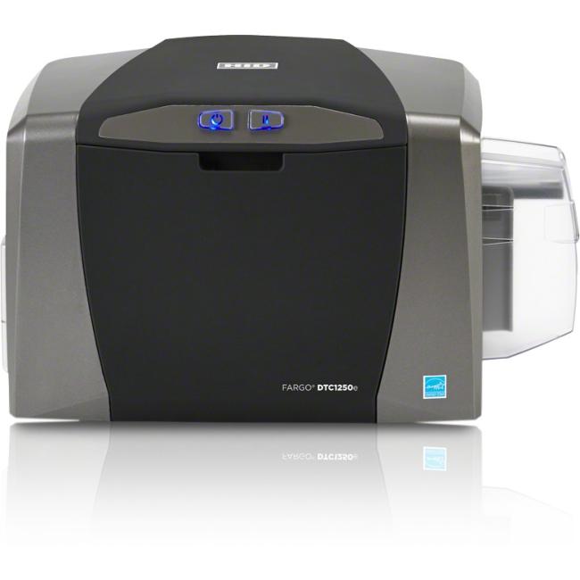Fargo ID Card Printer / Encoder Dual Sided 050130 DTC1250e