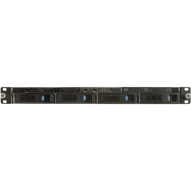 Chenbro 1U Entry Storage Server Chassis RM13604T2-R650 RM13604