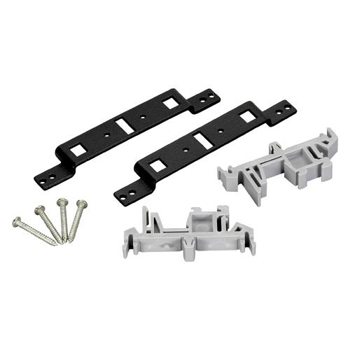 Black Box DIN Rail Mounting Kit for 2- or 4-Port USB Hub DR110
