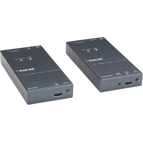 Black Box 3D HDMI Fiber Extender VX-HDMI-FO